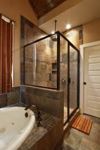 tile master bathroom ideas slate bathroom ideas slate tile shower bath combo wall