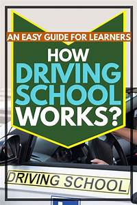 How Driving School Works  An Easy Guide For Beginners