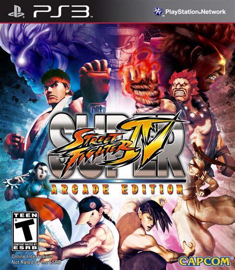 super street fighter iv arcade edition walkthrough video