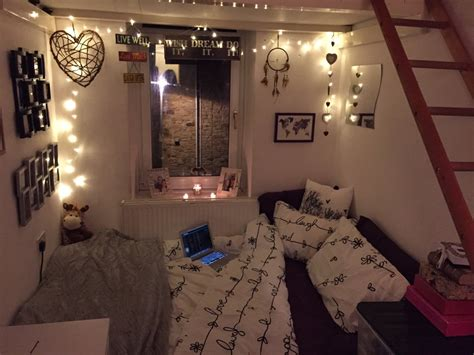 Where To Put Fairy Lights In Bedroom And Diy Light Wall