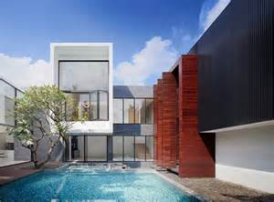 spectacular house modern spectacular modern house with courtyard swimming pool