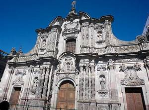 Quito Church of the Society of Jesus (Ecuador) - church