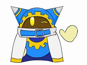 Kirby images Magolor from kirby return to dreamland HD ...