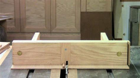 build  finger joint jig  woodjedintraining