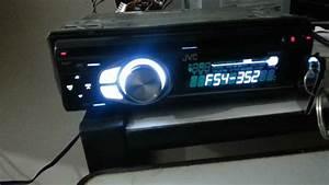 Cd Player Jvc Kd R 400 - Usb - Mp3