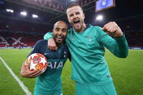 Eric Dier, Lucas Moura and the Spurs players who could ...