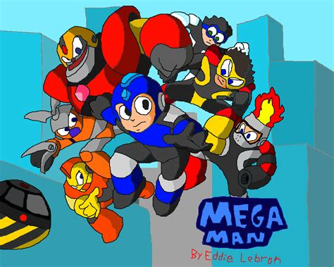 Mega Man Fan Film Fanart By Timscorpion On Deviantart
