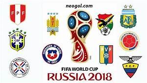 Eliminatorias Rusia 2018 Fecha 7 CONMEBOL Partidos y horarios