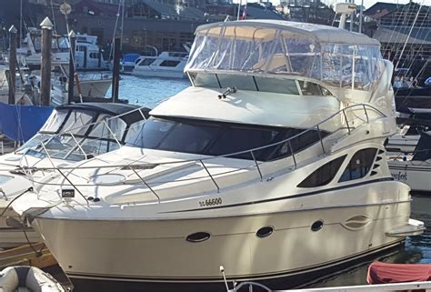 Boat Loans Vancouver Bc by 2006 Silverton 38 Sport Bridge Power New And Used Boats