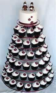 wedding cake and cupcakes cupcake cake ideal weddings