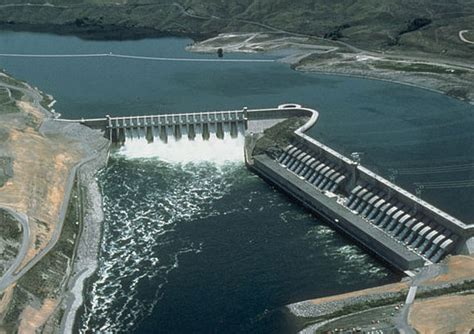 Environmental Impacts Hydroelectric Power Union