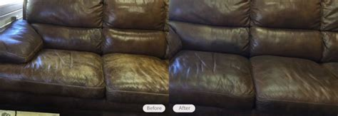 How To Restore Worn Leather by Photo Restore Worn Leather Sofa Colusa Fibrenew Folsom