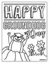 Groundhog Coloring Pages Math Worksheets Grade Printable Cool Halloween Pdf Adorable Sheets Sheet Punxsutawney Phil 6th Help 1st Homework Idea sketch template