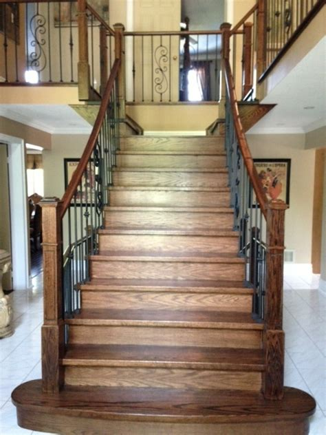 scarlett ohara staircase review  gmano railings