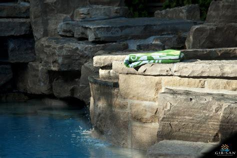 custom concrete hot tubs gib san pools