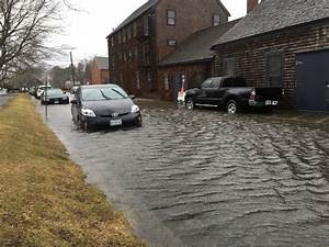 UNH Research Finds Dramatic Increase in Flooding on ...