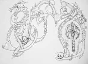 viking designs viking design by zaza on deviantart