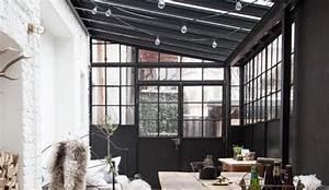 Que Mange Une Souris Dans Une Maison : v randa am nager sa salle manger dans cette extension c t maison ~ Melissatoandfro.com Idées de Décoration