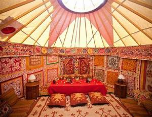Hooe's Yurts - yurt hire for your festival party or wedding