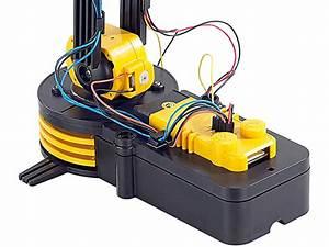 Roboter Selber Bauen Für Anfänger : playtastic roboterarm baukasten roboter arm roboterarm selber bauen ~ Watch28wear.com Haus und Dekorationen