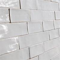 handmade subway tile Stunningly handmade subway tile available in store at de ...