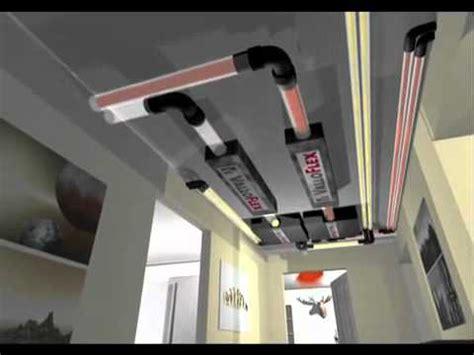 Kontrollierte Be Und Entlueftungsanlage Nachtraeglich Einbauen by Vallox Valloflex L 252 Ftungssysteme Einbau In Wohnungen