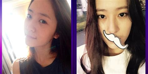 8 Female Idols With Vs. Without Makeup
