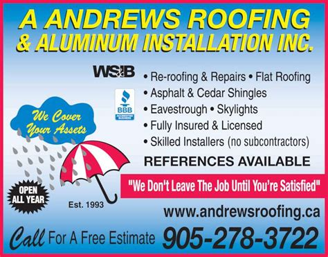 A Andrews Roofing & Aluminum Red Roof Inn In Queens Ny Repair Torch Down Leak Used Metal Roofing Panels For Sale Snow Melt System Shake Shingle Rubber Replacement Cost Membrane Omaha Companies