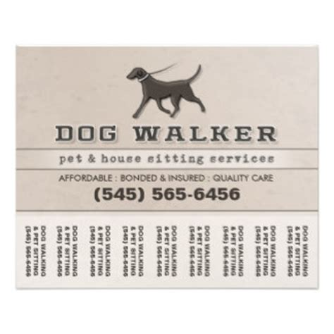 walking flyer template walking flyers zazzle ca