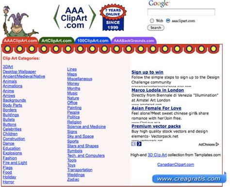 clipart gratis da scaricare i migliori 9 siti per scaricare clipart gratis