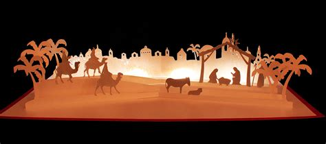 Contribute to svg/svgo development by creating an account on github. 3D SVG Pop up Layered card 'Nativity' scene