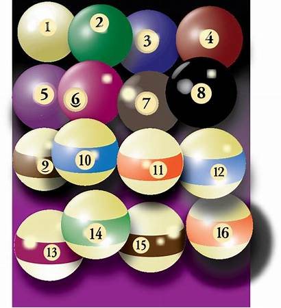 Balls Billiard Illustrator Assignment