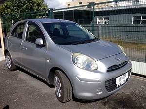 Used Nissan March K13 - Silver