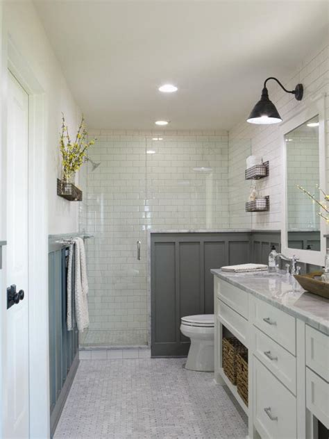 Shower Designs For Small Bathrooms by 30 Small Bathroom Design Ideas Hgtv
