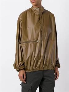 Lyst - Yeezy Season 3 Windbreaker Jacket in Brown