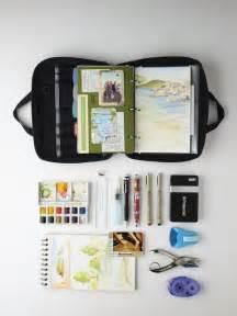 Art Journal Travel Kit