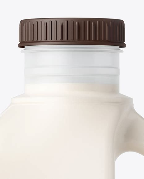 Check out our plastic milk jugs selection for the very best in unique or custom, handmade pieces from our shops. Frosted Plastic Jug With Milk Mockup - Side View in Jug ...
