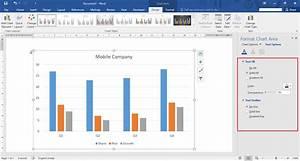 How To Edit  U0026 Insert A Chart In Microsoft Word 2016