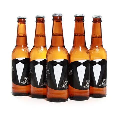 bud light beer bottle custom beer bottle labels personalized tuxedo labels for