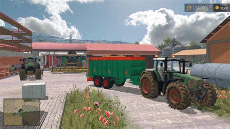 nowoczesne gospodarstwo  ls farming simulator