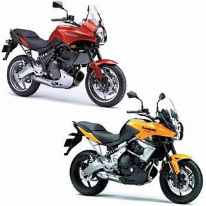 Kawasaki Versys  2006-11