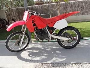 Honda 125 Crm : je vend 125 crm enduro ~ Melissatoandfro.com Idées de Décoration
