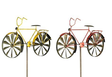 Gartendeko Fahrrad by Windspiel Herrenrad Gartendeko Windrad Fahrrad Gartenstecker