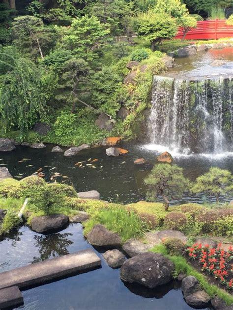 Japanischer Garten In Tokio by Quot Japanischer Garten Quot Hotel New Otani Tokio Tokyo