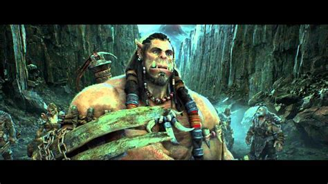 WARCRAFT Official Movie Trailer #2 - YouTube