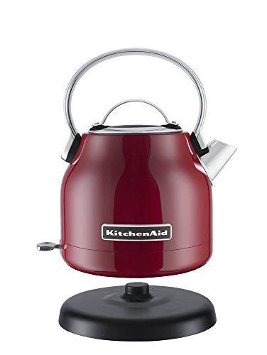 Kitchenaid Kek1222er Electric Kettle In Red Deals, Coupons
