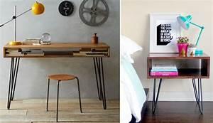 Pied De Table En épingle : les pieds en pingle mon tabouret et d 39 autres meubles ~ Dailycaller-alerts.com Idées de Décoration