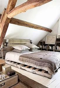 Couch Aus Paletten : noch 64 schlafzimmer ideen f r m bel aus paletten ~ Markanthonyermac.com Haus und Dekorationen