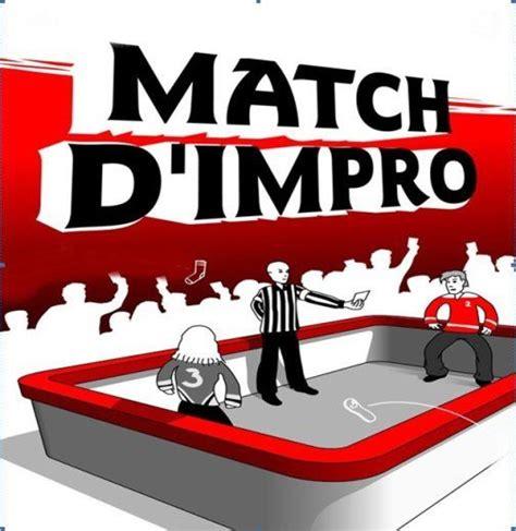 Les petits travers liés à la pratique du match d'impro ...