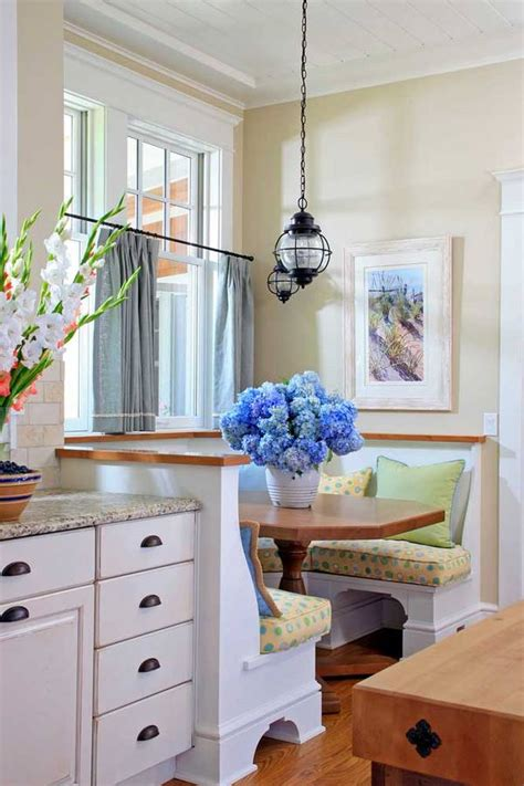 kitchen alcove ideas how to dress up a breakfast nook to enjoy simple pleasures